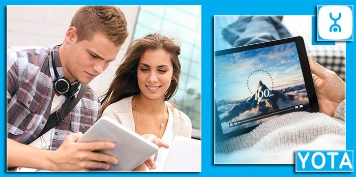 Купить SIM-карта для планшета — интернет-магазин Yota