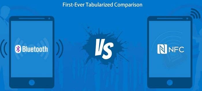 Чем отличается NFC модуль от Bluetooth