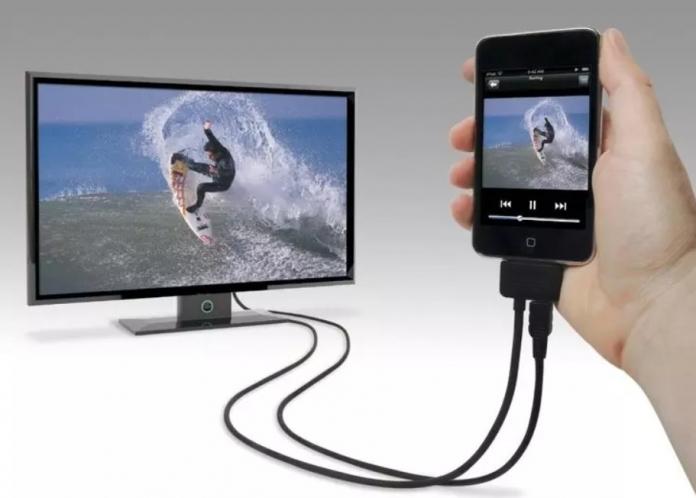Способы подключения телефонов к телевизору